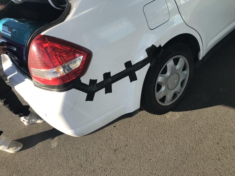 【紐西蘭NZ租車】南島租車驚魂,開一開車屁股竟掉下來了