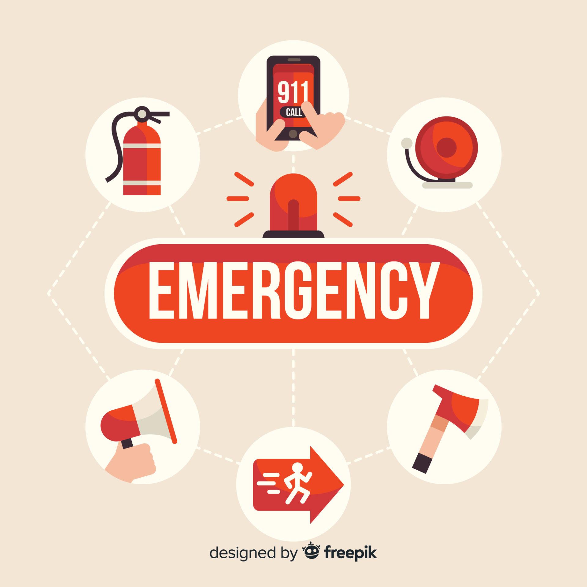 【紐西蘭NZ求救】緊急求救報警電話列表