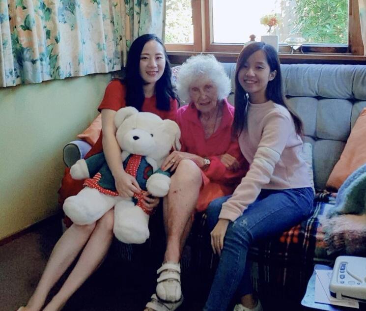 【紐西蘭NZ住宿】打工換宿經驗分享,與Kiwi奶奶同住省下四個月住宿費