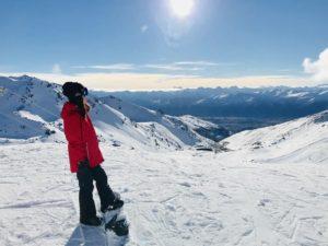 Remarkable ski area