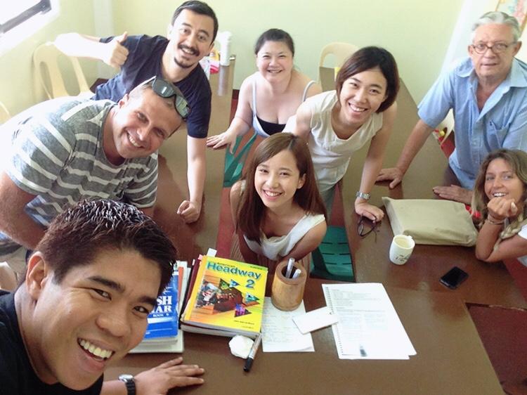 【菲律賓PH語言學校】Paradise English 海外遊學生活