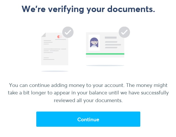 verifying documents