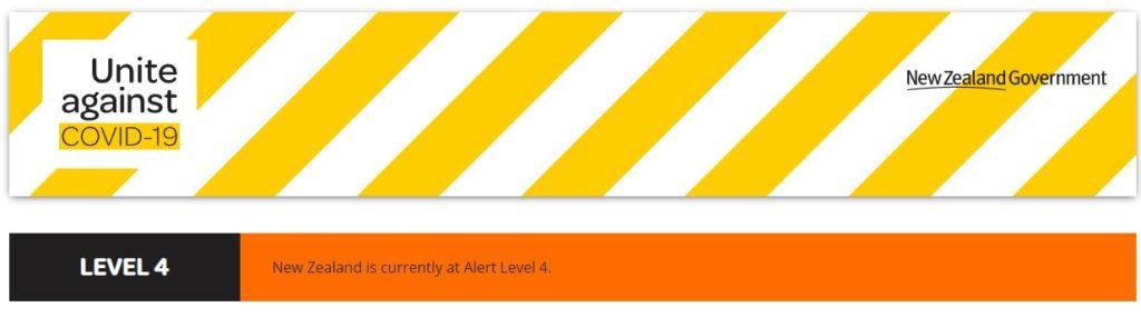 level 4 alert