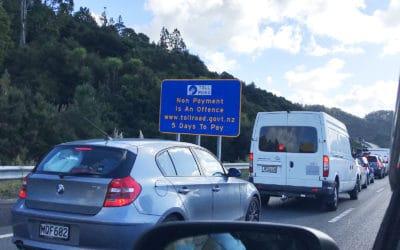 【紐西蘭NZ交通】付費才能行駛的道路,Toll Road付費教學