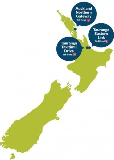NZ toll road