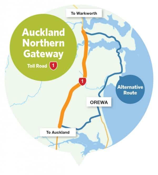 Auckland Northern Gateway