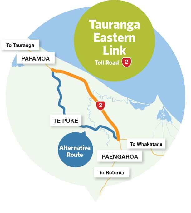 Tauranga Eastern Link