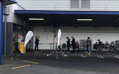 【紐西蘭NZ疫情】奧克蘭施打輝瑞Pfizer疫苗經驗分享